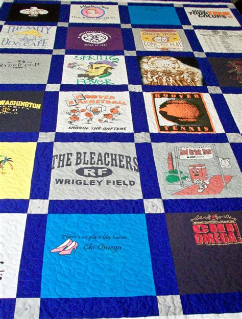 King Size T Shirt Quilt by Memory Tshirt Quilt King Size 98 X 102 35 By Quiltsbykandy On Etsy