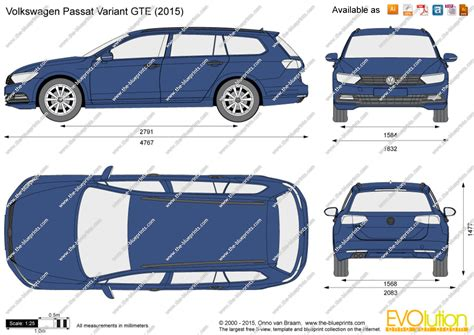 volkswagen drawing the blueprints com vector drawing volkswagen passat