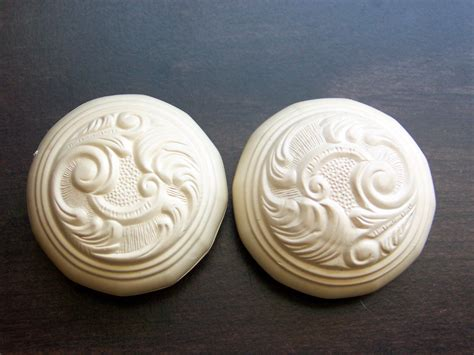 Door Knob Covers Rubber by 2 Vintage Decorative Door Knob Handle Covers By Novelty Trim