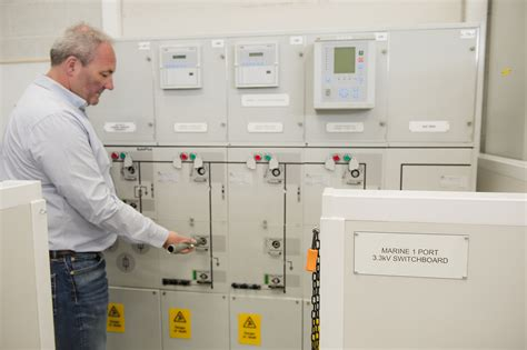 high voltage switching newcastle marine offshore senior authorised person safe switching