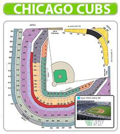 chicago cubs stadium seating chart chicago cubs tickets 2018 wrigley field lowest prices