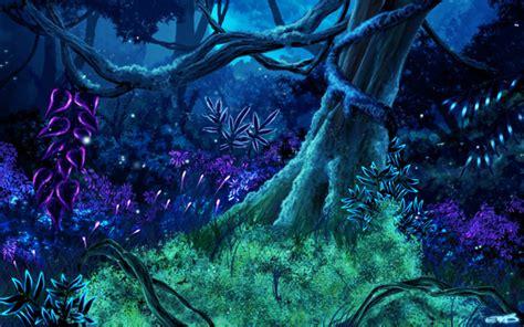 Night Sky Wall Mural nightly bioluminescence by 1db on deviantart