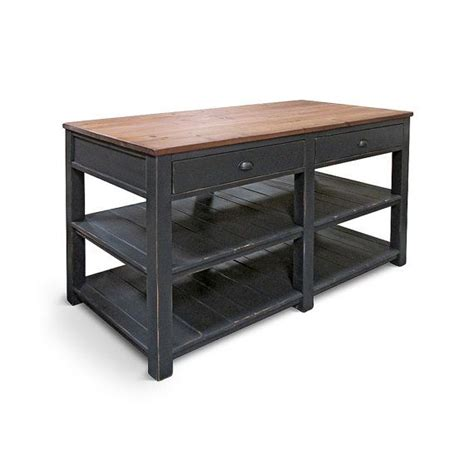 rustic kitchen island table 39 best images about rustic kitchen islands on pinterest french kitchens industrial and
