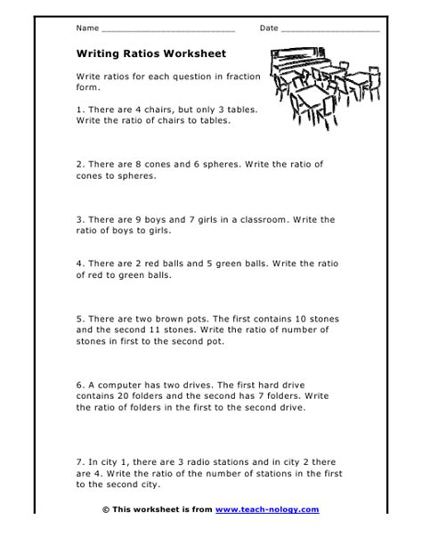 printable worksheets ratio ratios worksheets free worksheets library download and