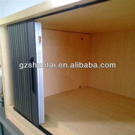 Kitchen Cabinet Roller Doors Pvc Roller Shutter Kitchen Cabinet Roller Shutter Roller Shutter For Cupboard Door View Pvc