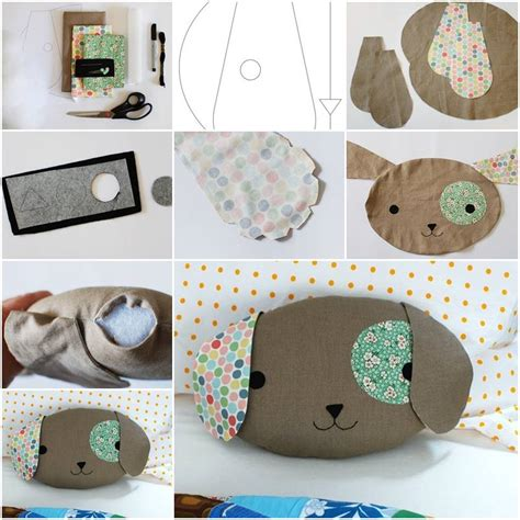 How To Hump A Pillow Step By Step by How To Make Puppy Pillow Step By Step Diy Tutorial