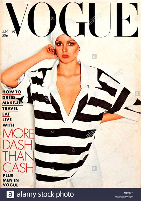 15 Fashion Magazines by 1970s Vogue Fashion Magazine April 15 1976 For Editorial