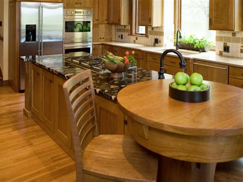 kitchen island bar kitchen island breakfast bar pictures ideas from hgtv