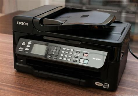 reset epson printer wireless settings epson workforce wf 2540 wireless printer review best