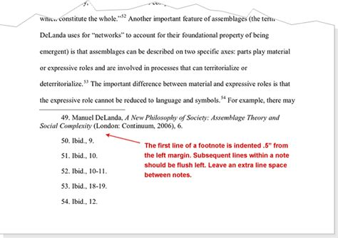 format of footnote reference chicago citation mindview bibliography citation software
