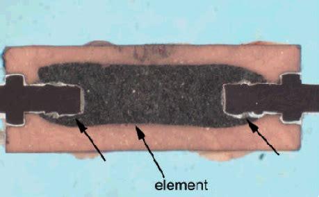 carbon resistor failure mode semitracks inc