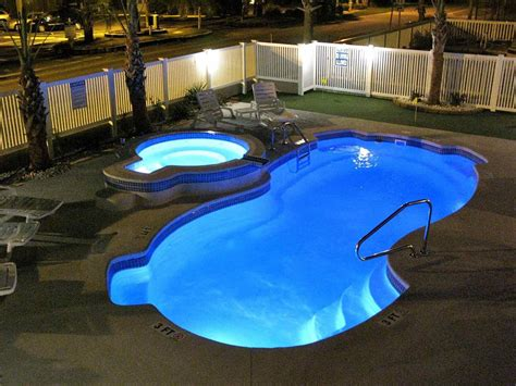 Inground Pool Deck Which To Choose Backyard Design Ideas In Ground Swimming Pool Designs