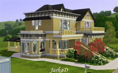 Desperate House Everyone by My Sims 3 House Gabi Solis Desperate By
