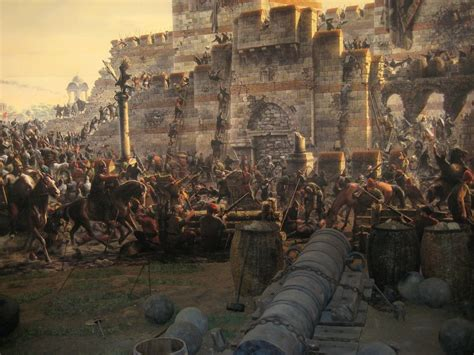 Ottoman Fall by Fall Of Constantinople Byzantine Empire