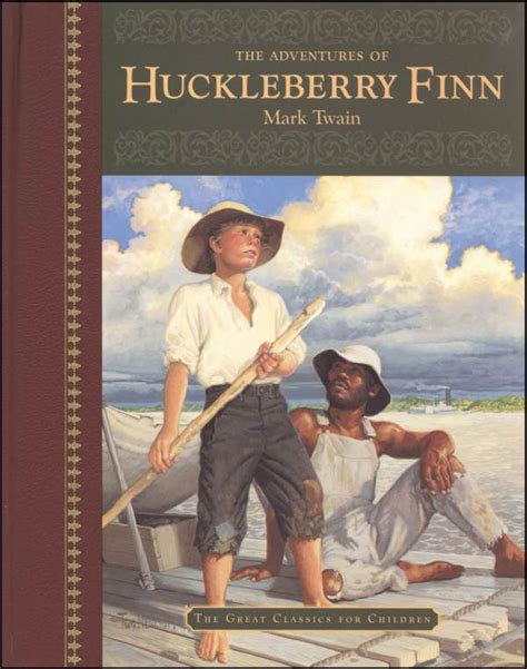 reading huck finn chapters 1 16 the book stop
