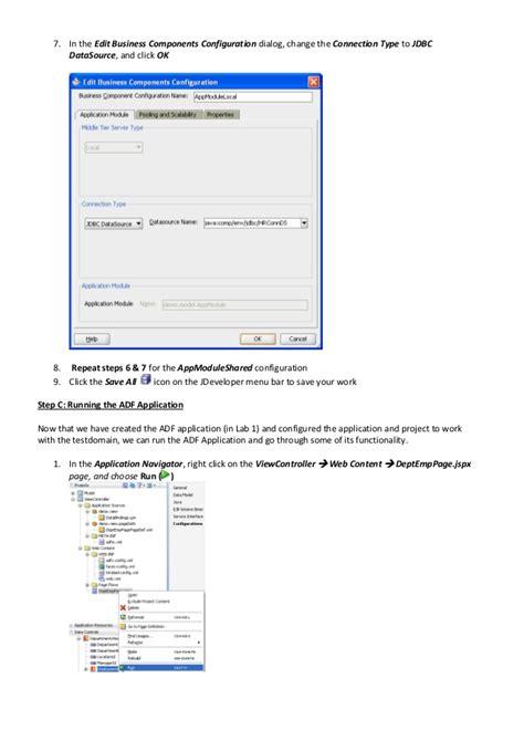 tutorial for oracle adf oracle adf 11g tutorial