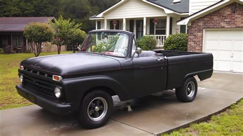 ford convertible 1964 ford f100 custom convertible ford f 100