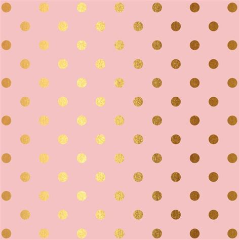 polka dots background gold polka dots on gold background luxury pink