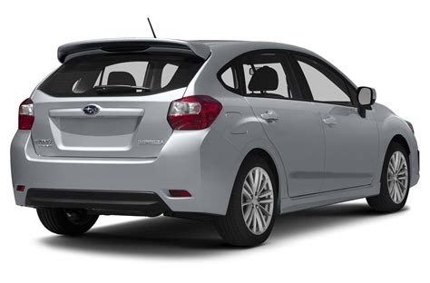 subaru hatchback 2014 subaru impreza price photos reviews features