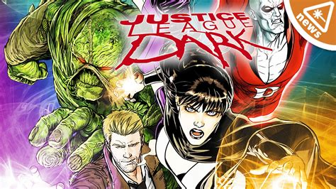 dark justice wallpaper justice league dark casting details revealed nerdist