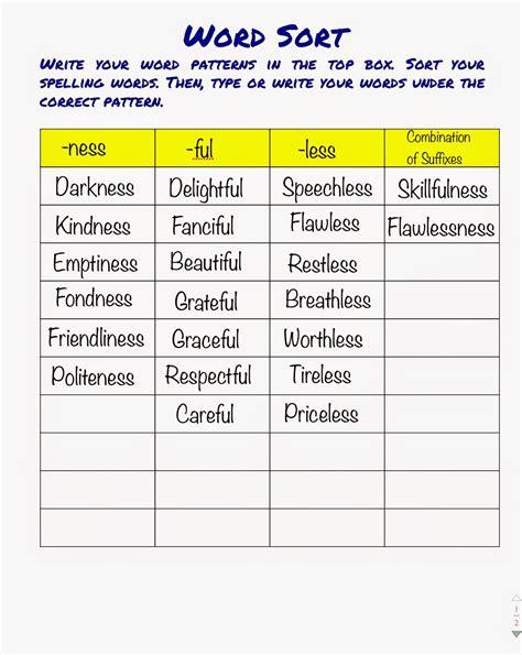 pattern words exles ipaddling through fourth grade encourage engage