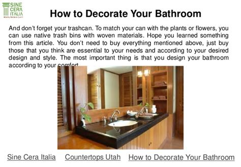 how to share a bathroom how to decorate your bathroom