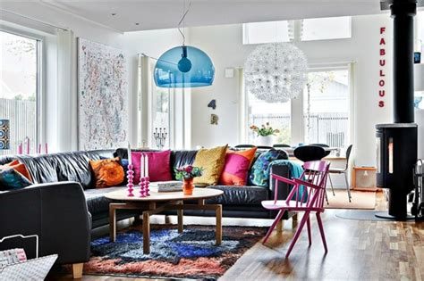12 Colourful Quick Fixes For Your Living Room   Decoholic