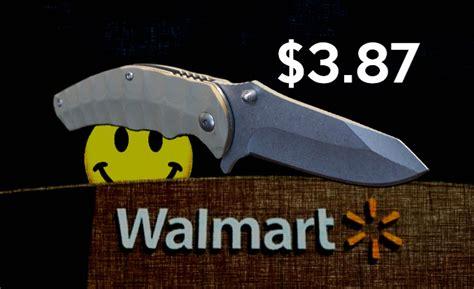 walmart knives trolling walmart s 4 knife