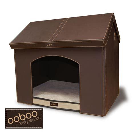 dog pet house ooboo designs pet haven indoor folding pet house