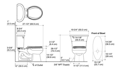 section of a toilet cavata the complete solution 174 round front toilet