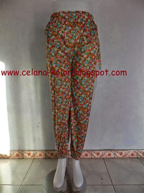 Celana Hawai Panjang jual celana cumi motif bunga