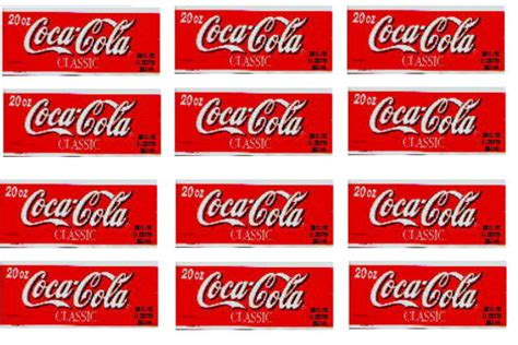 printable coke label 1000 images about coke and miniatures on pinterest coca