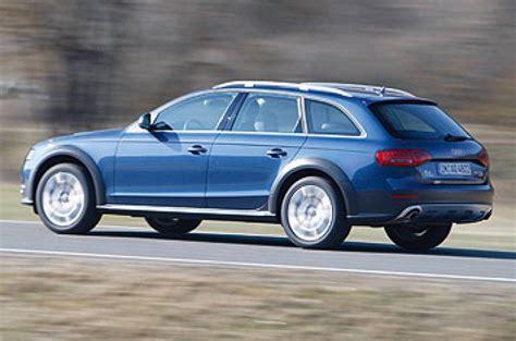 Audi A4 3 0 Tdi Quattro Review by Audi A4 Allroad 3 0 Tdi Review Autocar