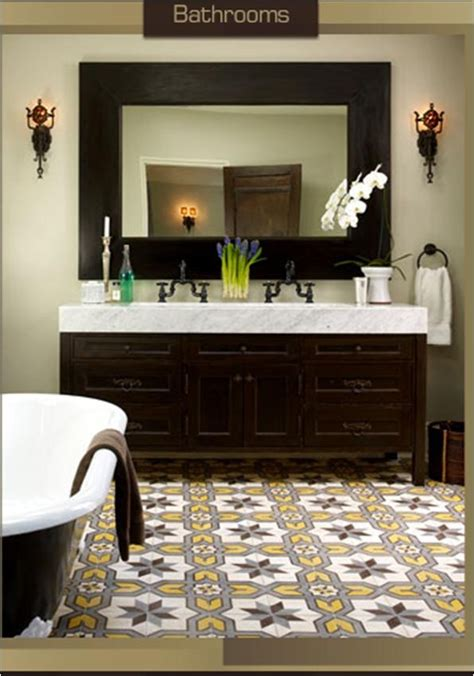 spanish bathroom design meer dan 1000 idee 235 n over spanish modern op pinterest