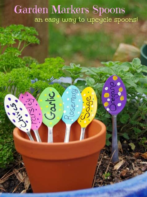 Galerry printable plant stakes