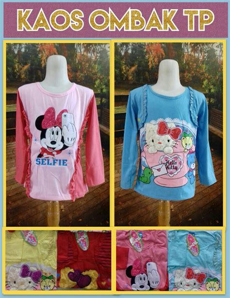 Kaos Anak Import Novaf5545 Lengan Panjang Baju Kaos Lengan Panjangpusat Kaos Pusat Baju Wanita