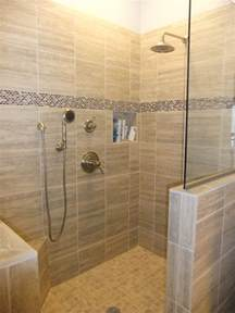 Walk In Shower Wall Options 27 Ideas And Pictures Of Bathroom Wall