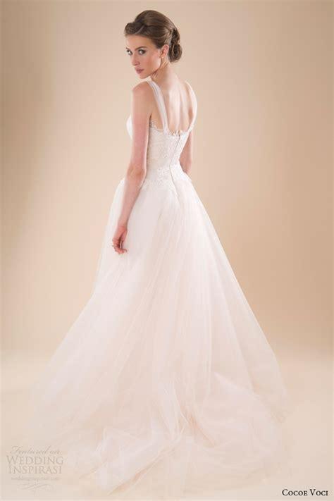 cocoe voci spring  wedding dresses wedding inspirasi