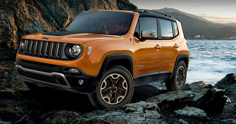 jeep renegade orange an homage to orange all of the subcompact and compact