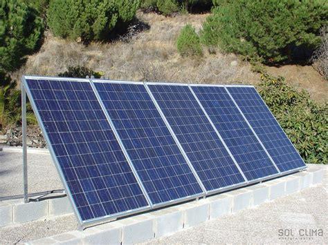lada fotovoltaica solar fotovoltaica en habitatge a 239 llat de xarxa