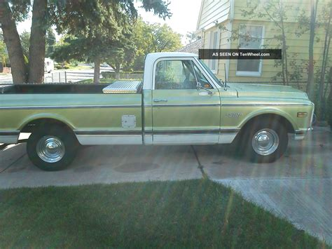 long bed 1970 chevrolet c10 long bed