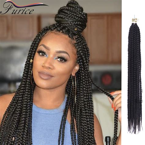 box braids with kanekalon hair biggest promotion kanekalon jumbo braid hair 18 quot extension