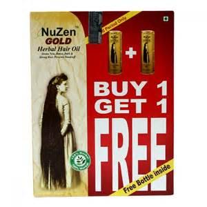 Nuzen Gold Herbal Hair Oil A Natural Hair Fall Treatment » New Home Design