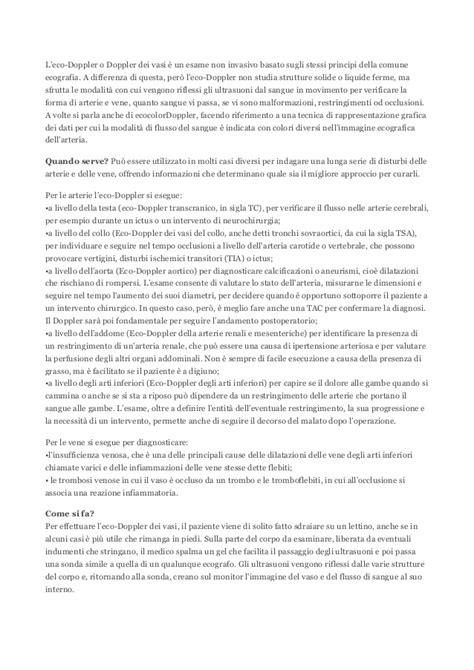 vasi sovraortici apestti generali ecocolor doppler tsa