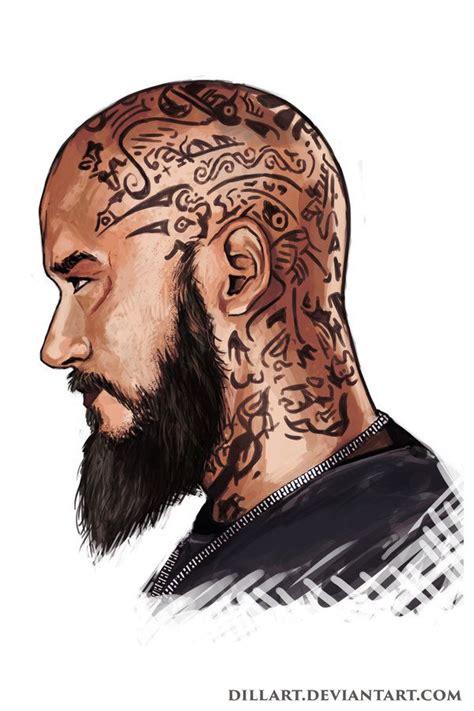 ragnar tattoo ragnar lodbrok by dilartt pieces of power