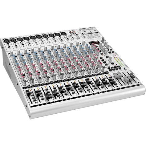 Mixer Behringer Eurorack Ub2442fx Pro Behringer Eurorack Ub2442fx Pro Mixer Musician S Friend