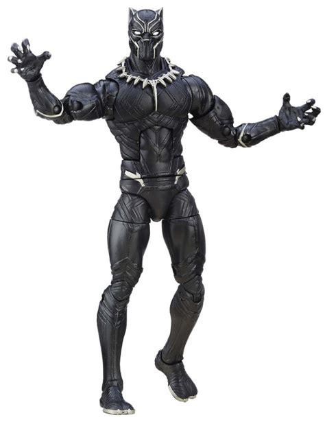 figure black panther marvel legends civil war figures announced black panther