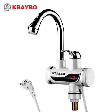 Instant Water Heater Kitchen Sink Instant Water Heater Electric Tankless On Demand House Kitchen Sink Modelbig Ebay