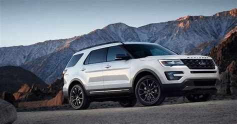 2017 ford explorer limited review 2017 ford explorer limited review carfoss