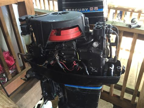 used outboard motors virginia letgo mercury 25hp outboard motor in oak hill va
